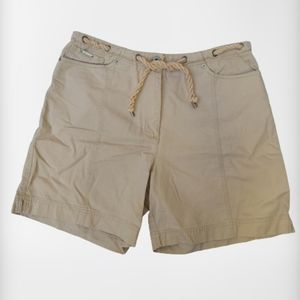Lauren Ralph Lauren Women's Taupe Shorts